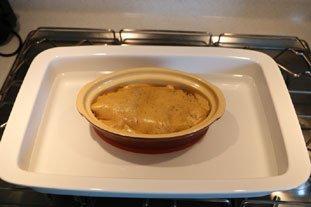 Foie gras en terrine fait maison : Photo de l'étape 21