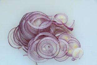 Pressé de légumes frais : Photo de l'étape 3
