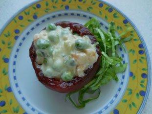 Tomates macédoine : Photo de l'étape 4