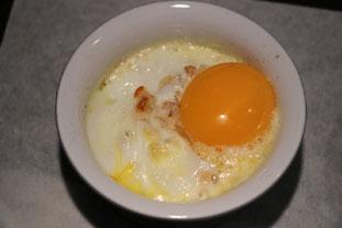 Oeufs cocotte poulet et épinards : Photo de l'étape 26