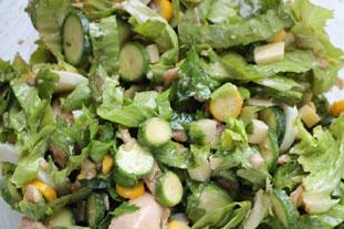Salade mélangée de printemps : Photo de l'étape 26