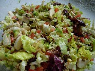Salade mélangée : Photo de l'étape 26