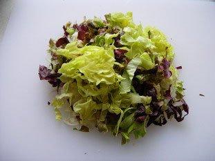 Salade mélangée : Photo de l'étape 4