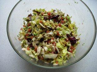 Salade mélangée : Photo de l'étape 9