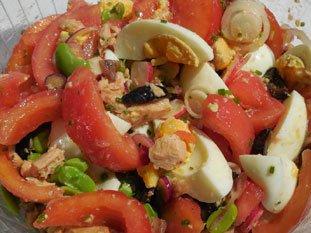 Salade Niçoise : Photo de l'étape 26