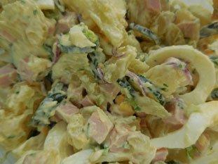 Salade Piémontaise verte : Photo de l'étape 26