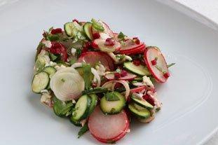 Salade croquante de printemps : Photo de l'étape 26
