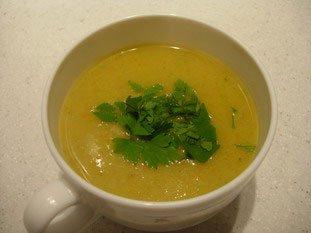 Soupe de légumes moulinée : Photo de l'étape 10