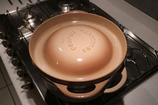 Soupe à l'oignon gratinée : Photo de l'étape 10