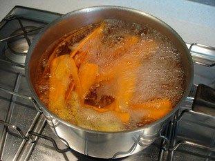 Tarte fine de légumes en rosace : Photo de l'étape 6