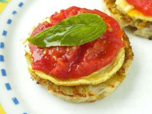 Toast italien : Photo de l'étape 10