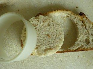 Toast italien : Photo de l'étape 3