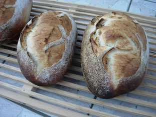 Leavened bread : Photo of step #18