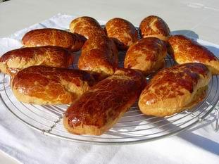cuisine-facile - petits pains au chocolat