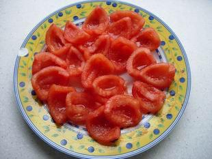 Tomates confites : Photo de l'étape 1