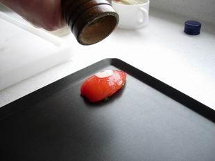 Tomates confites : Photo de l'étape 8