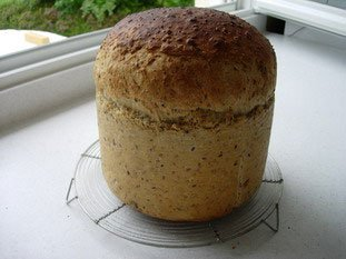 Surprise bread : Photo of step #3