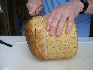 Surprise bread : Photo of step #4