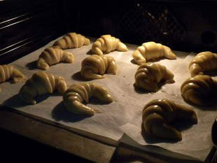 Croissants : Photo de l'étape 19