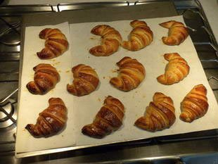 Croissants : Photo de l'étape 21