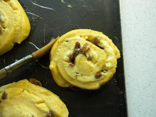 Pains aux raisins : Photo of step #12