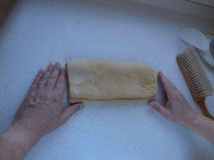 Brioche feuilletée au chocolat : Photo de l'étape 15