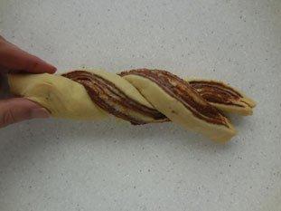 Brioche feuilletée au chocolat : Photo de l'étape 23