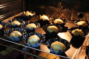 Petites brioches pistache-abricot : Photo de l'étape 10
