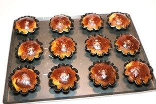 Petites brioches pistache-abricot : Photo de l'étape 12