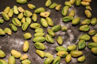 Petites brioches pistache-abricot : Photo de l'étape 2