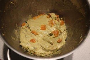 Petites brioches pistache-abricot : Photo de l'étape 5