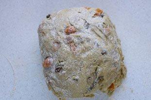 Petites brioches pistache-abricot : Photo de l'étape 6