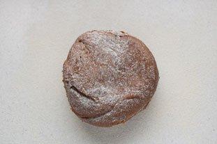 Brioche feuilletée en brownie : Photo de l'étape 15
