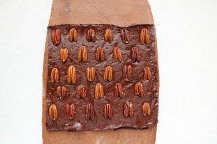 Brioche feuilletée en brownie : Photo de l'étape 18