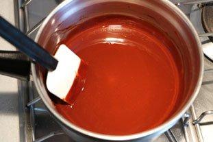 Brioche feuilletée en brownie : Photo de l'étape 8