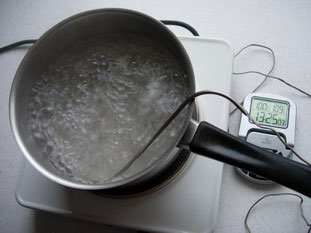 When to add salt to cooking water? : Photo of step #2