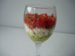Ceviche Mexicain : Photo de l'étape 13