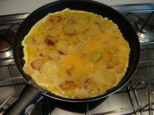 Tortilla de pommes de terre : Photo de l'étape 11