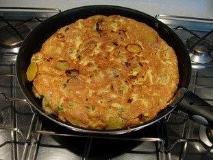 Tortilla de pommes de terre : Photo de l'étape 15