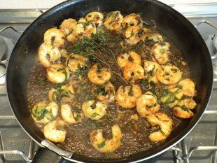 Vietnamese prawns : Photo of step #9