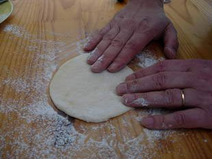 Naan : Photo of step #6