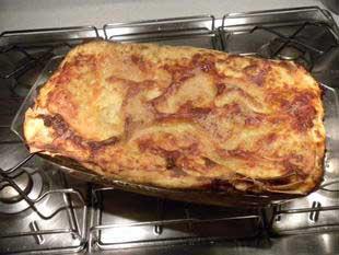 Lasagnes Bolognaises : Photo de l'étape 26