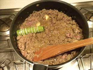 Lasagnes Bolognaises : Photo de l'étape 3