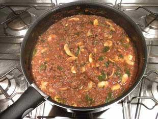 Lasagnes Bolognaises : Photo de l'étape 5