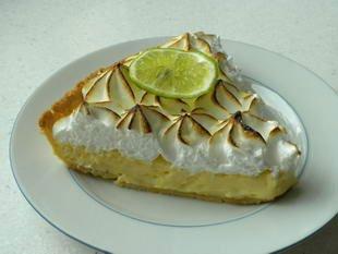 Key lime pie pour Jérémy : Photo de l'étape 26