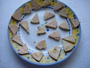 Noix de St jacques aux légumes croquants, sabayon au savagnin réduit : Photo de l'étape 12