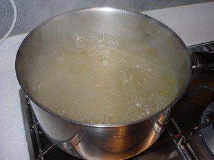 Noix de St jacques aux légumes croquants, sabayon au savagnin réduit : Photo de l'étape 2