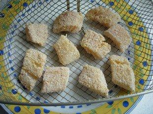 Petits morceaux de poissons croustillants : Photo de l'étape 6