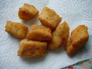 Petits morceaux de poissons croustillants : Photo de l'étape 8