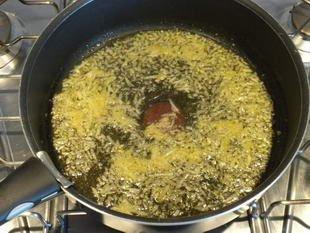 Croustade de langoustines aux poireaux : Photo de l'étape 3